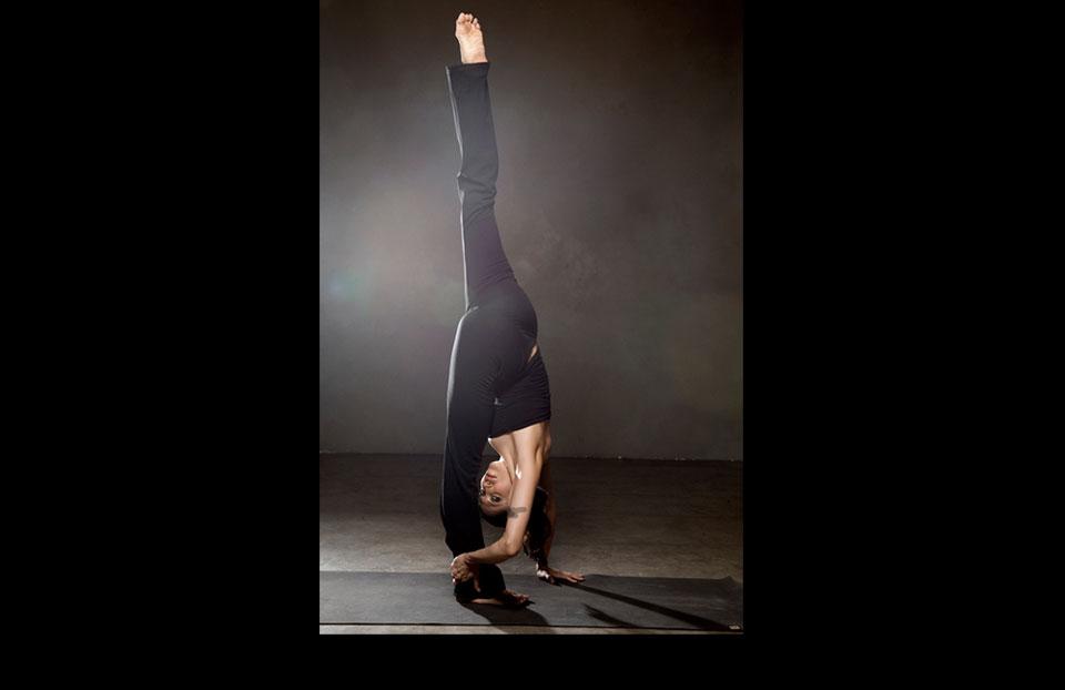 Leslie Rae Bega | Yoga